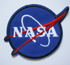 Embroidery Astronaut NASA Sew Iron On Patch Badge Bag Jeans Hat Fabric Applique