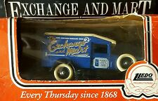 Exchange and Mart die cast Van