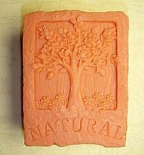 Soap Mold Moulds Natural Tree Flexible Silicone Mold For Soap Candy