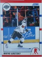 WAYNE GRETZKY 1990 Score 1990 #1 Trading Card LA Kings NHL