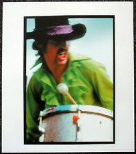 PINK FLOYD POSTER PAGE 1968 HYDE PARK CONCERT NICK MASON .R23
