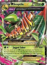 M SCEPTILE EX 8/98 - XY ANCIENT ORIGINS POKEMON SUPER RARE CARD - IN STOCK