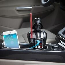 STAR WARS DARTH VADER 2X USB PORTS CAR CHARGER - New In Box