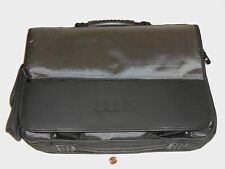 NEW Sega Laptop Bag Computer Notebook Case Carrier Leeds 3600-55 sonic Fits 17""