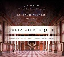 J.S. Bach: Complete Solo Keyboard Concertos & J.S., New Music