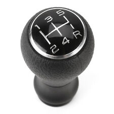 5 Speed Shift Gear Knob for PEUGEOT 306 307 205 206 207 106 407 607 405 Black