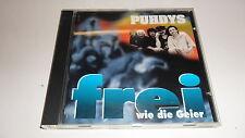 CD  Frei Wie die Geier von Puhdys