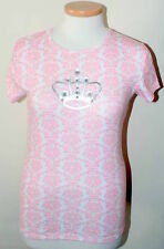 My Flat In London Pink And White S/S T-Shirt Versailles -XLarge - New