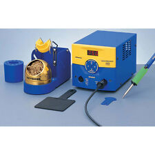 Hakko FM203-01 ESD-Safe Dual Port Soldering Station with FM2027-03 Soldering