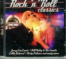 New CD. Rock 'n' Roll Classics.End Of Stock!
