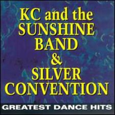 Greatest Dance Hits - K.C. & The Sunshine Band/Silve (1995, CD NEUF) CD-R