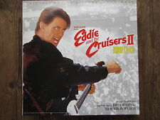 "LP - O.S.T. EDDIE AND THE CRUISERS II - JOHN CAFFERTY ""TOPZUSTAND!"""