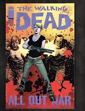 The Walking Dead #116 ~2nd issue of 6 in Vol 20:All Out War-Pt 1 ~ 2013 (9.2) WH