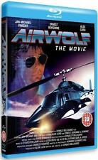 AIRWOLF - The Movie (1984) *BRAND NEW BLU-RAY* REG B
