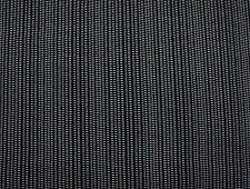 Blickdichte Baumwoll- 140 cm cm Breite Schwarz Stoff Craft Gewebe By The Metre