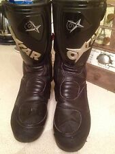 Oxtar Motorcycle Boots uK 7 Brexit 41