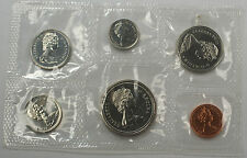 1975 Canada Mint Set- Proof Like- Uncirculated Coin Set
