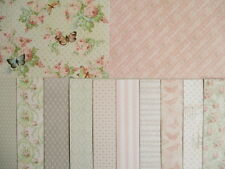 "Dovecraft Floreale Muse 12 FOGLI 8x8"" ALBUM DOCUMENTI DI SUPPORTO"