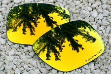 Yellow Orange Polarized Replacement Sunglass Lenses for Oakley Holbrook