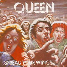 CD Single QUEEN Spread your wings 2-track CARD SLEEVE