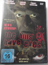 The Hills have Eyes - Wes Craven, Michael Berryman, Susan Lanier, Wohnwagen