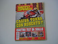 MOTOSPRINT 43/1995 YAMAHA TRX 850/BMW R 1100 RT/GILERA TYPHOON 125
