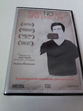 "DVD ""ESTO NO ES UNA PELICULA"" PRECINTADO SEALED JAFAR PANAHI THIS IS NOT A FILM"
