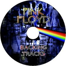 PINK FLOYD GUITAR BACKING TRACKS TAB TABLATURE SOFTWARE CD GREATEST HITS BEST OF