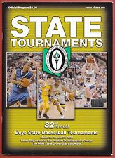 2004 OHIO High School BOYS STATE BASKETBALL TOURNAMENT Program
