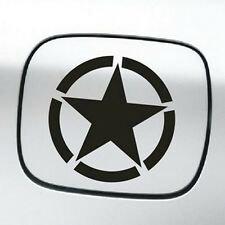 Fuel Flap Star Sticker Badge Decal for Car Van Auto