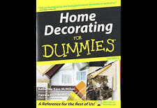 Home Decorating For Dummies McMillan Illustrated Free Shipping