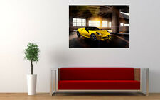 ALFA ROMEO 4C SPIDER NEW GIANT LARGE ART PRINT POSTER PICTURE WALL