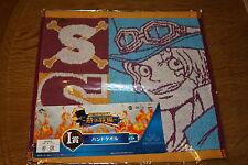 """Anime """"One Piece""""Handtuch kleine Towel   3 Brüter """"SABO"""" es gibt sie nirgendwo!"""