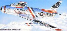 Avion de chasse US NORTH AMERICAN F-86F30 - Kit FUJIMI 1/72 n° 72141