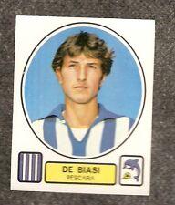 Figurina Calciatori Panini 1977-78 n.247! De Biasi! Pescara! Nuova!!