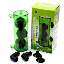 MULTI DIRECTION CO2 Diffuser 40~120L tank - aquarium plants Atomizer Reactor