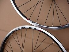 "26"" Mountain Bike Front & Rear Wheels MACH1 Rim Shimano Deore Hubs MTB Wheelset"