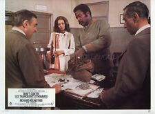 RICHARD ROUNDTREE  VONETTA McGEE SHAFT IN AFRICA 1973 10 VINTAGE LOBBY CARDS LOT