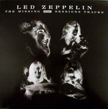 LED ZEPPELIN VINYL LP THE MISSING BBC SESSIONS TRACKS