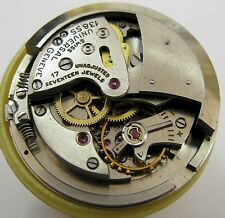 Universal Geneve 138 ss watch bumper movement 17 jewels for Le Trianon Habana