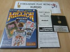 AMSTRAD DISK DISCO THEY SOLD A MILION 4 EN 1 VERSION ESPAÑOLA