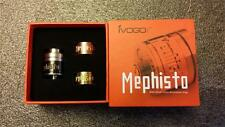 Vape Mephisto Clone 3 Rings 22mm SS RBA RDA Deep Well 3 Post 510 Connection