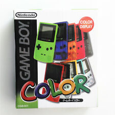Green Console Box Package Protector For Nintendo Game boy Color GBC