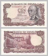 Spanien / Spain 100 Pesetas 1970 p152 unc.