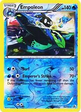 Empoleon 35/113 B&W Legendary Treasures REVERSE HOLO PERFECT MINT! Pokemon