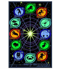 SIGNS OF THE ZODIAC - BLACKLIGHT POSTER - 24X36 SHRINK WRAPPED - 6018