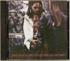 Lenny Kravitz - Are You Gonna Go My Way (CD 1993) NEW