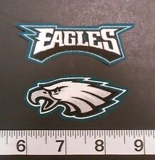 FREE SHIPPING NFL Philadelphia Eagles Iron On Fabric Applique Patch Logo DIY Art