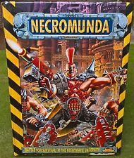 Warhammer-Libro de regla de Dorso Rígido Orlock (ref 9) 1998 EXC con-Publica Gratis!