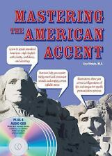 Mastering the American Accent, , Mojsin M.A., Lisa, Very Good, 2009-04-01,